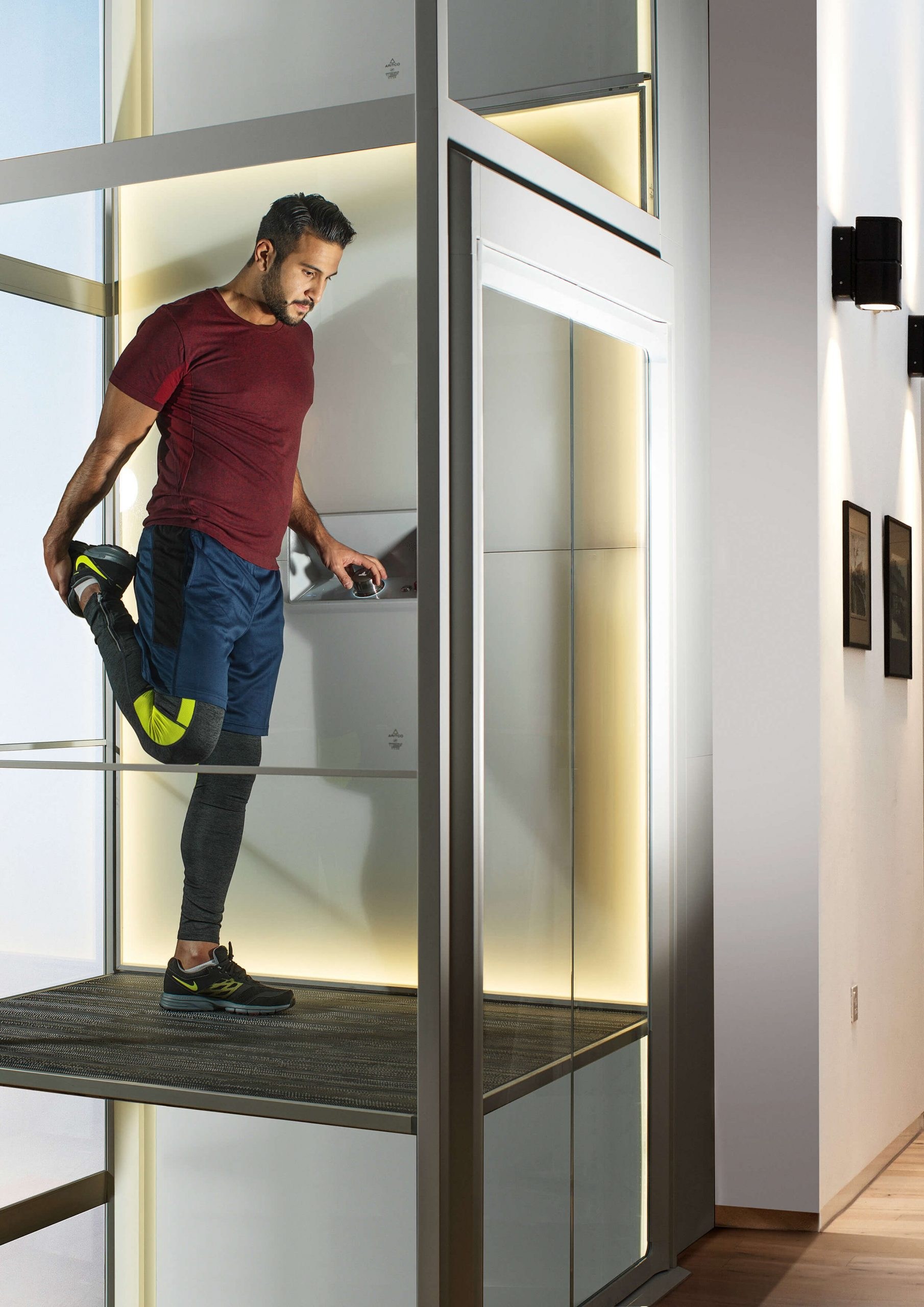 Aritco Homelift Residential Lift